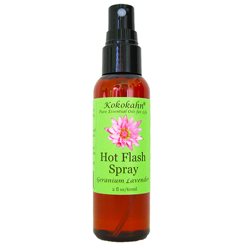 Hot Flash Spray