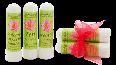 Aromatherapy Inhaler Set