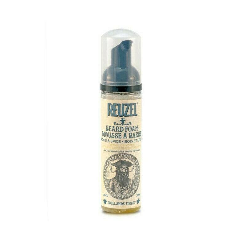 Reuzel - Balsamo barba Wood and Spice 70ml.