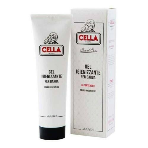 Cella- Gel igienizzante per barba antibatterico ml 150