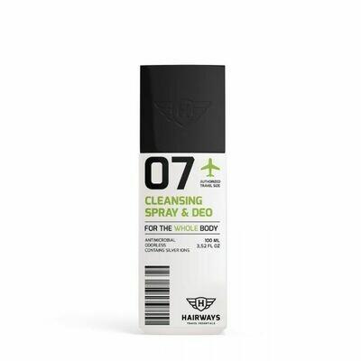 Harways - Spray Deodorante ml 100