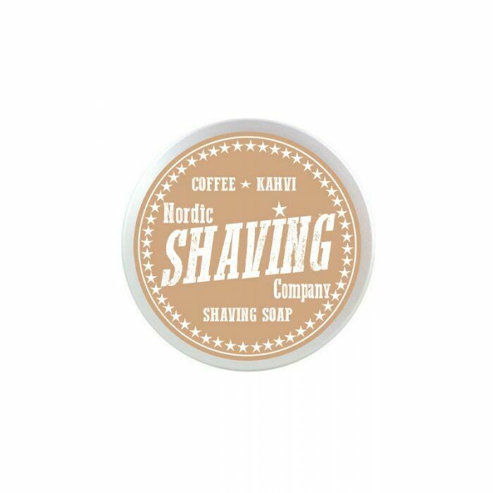 Nordic Shaving - Sapone da Rasatura Coffee Vegan gr 80