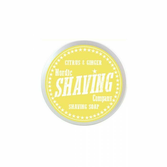 Nordic Shaving - Sapone da Rasatura Citrus Ginger gr 80