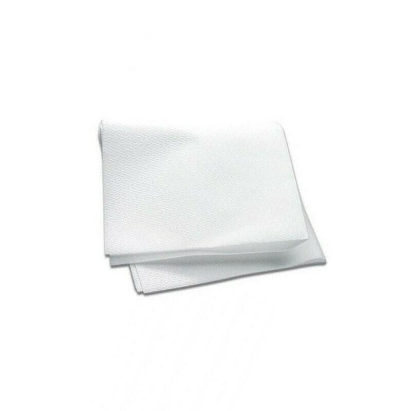 Air Clean - 50 Salviette Carta per Barba a Secco 40x48