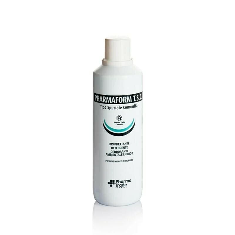 Pharma Trade Disinfettante Detergente ml 1000