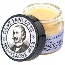 Capt Fawcett's - Cera per Baffi aroma Lavanda 15ml.