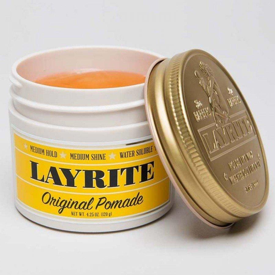 Layrite - Cera per capelli Original Hair Pomade 113ml.