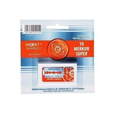 Merkur - 10 Lame da barba Super Platinum