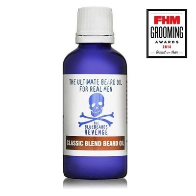 The Bluebeards Revenge - Classic Blend Olio barba 50ml.