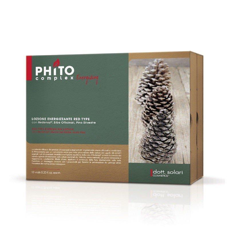 Dott. Solari - 13 Fiale Phitocomplex per trattamento Anticaduta
