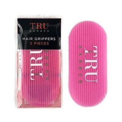Tru Barber - 2 Pinze per parrucchiere Rosa