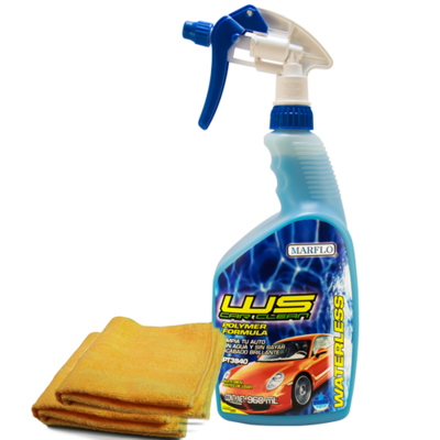 WS Car Clean WATERLESS  960mL Trigger