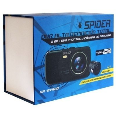 CAMARA DE REVERSA CON DISPLAY SR-DVR20