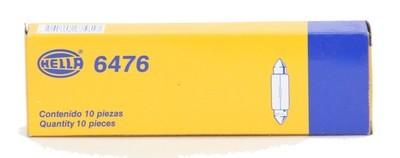 FOCO 6476 12V 5W S8.5 TUBULAR*