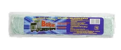 BARRA PULIDORA VERDE BOLCAR