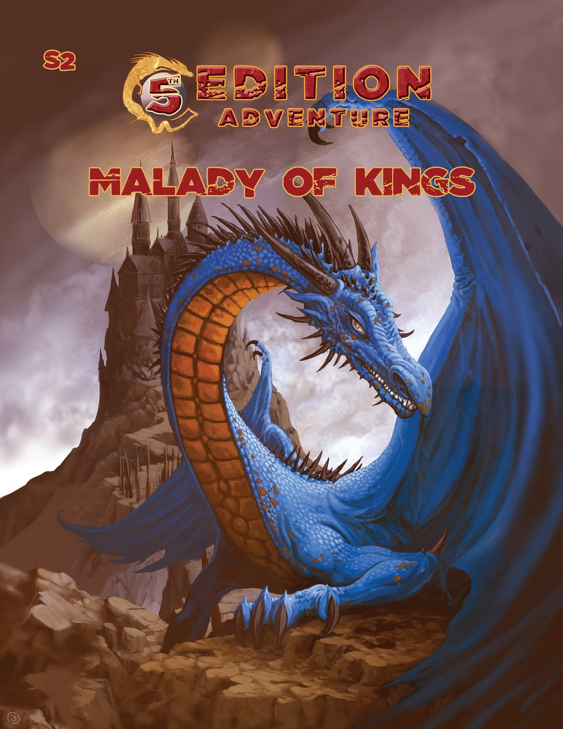 5th Edition: S2 The Malady of Kings -- Print plus Digital
