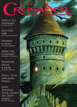 Crusader Journal #13 D