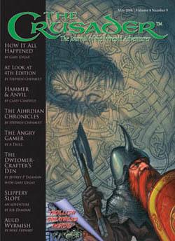 Crusader Journal #9 D