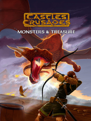Castles and Crusades RPG: Monsters and Treasures: Castles and Crusades RPG