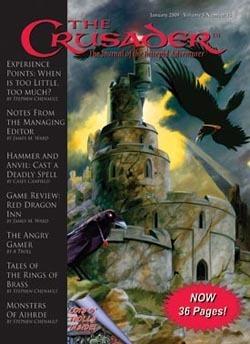 Crusader Journal #15 D