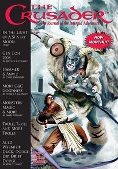 Crusader Journal #16 D