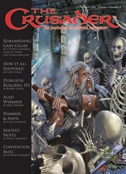 Crusader Journal #8 D