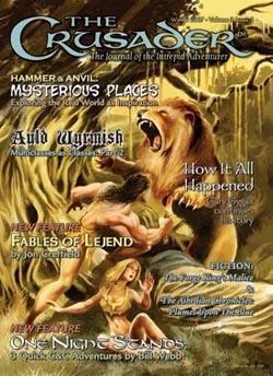 Crusader Journal #5 D