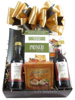 Mini Wine Snack box for Two
