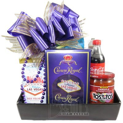 Crown Royal Snack box (limited)
