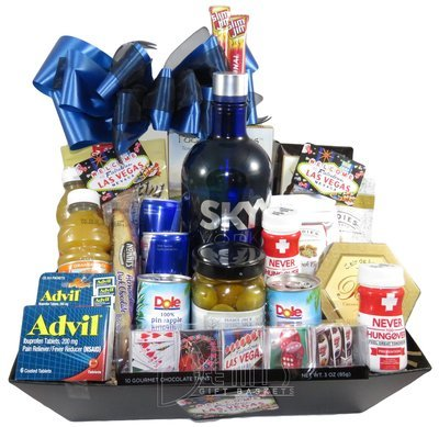 Skyy Vodka Deluxe Goodies Tray