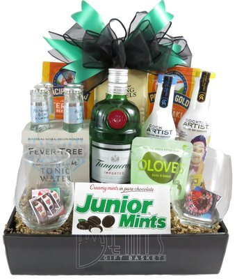 Gin and Tonic Snack Box