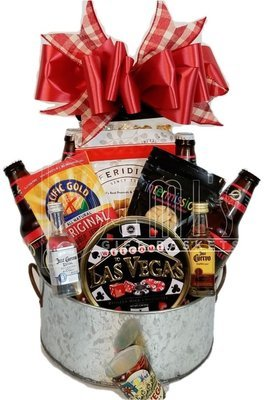 Beer and Tequila Party Tin
