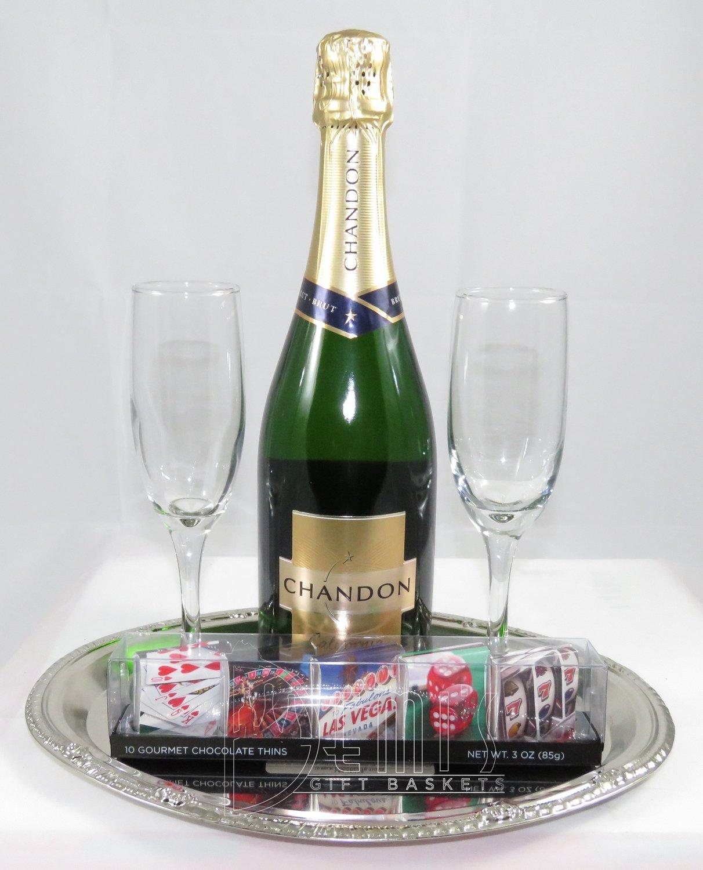 Champagne and Chocolates