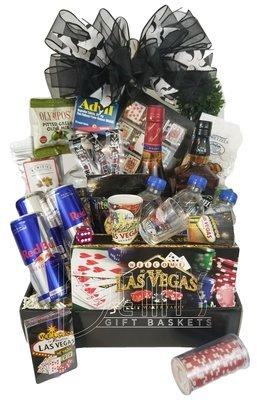 Deluxe Bachelor Gift Basket