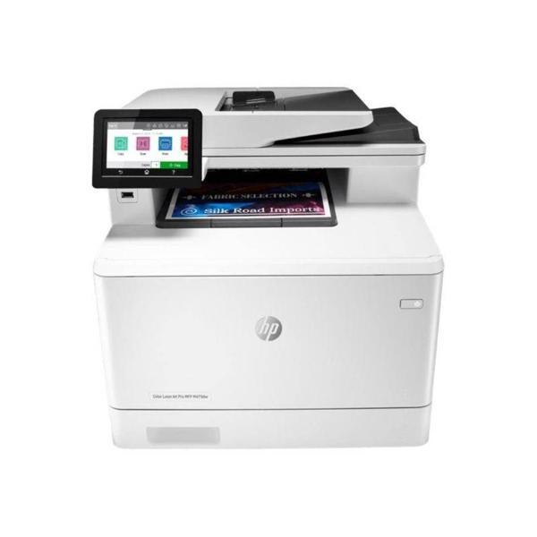 HP Color LaserJet Pro MFP M479fnw 4合1 彩色多功能鐳射打印機