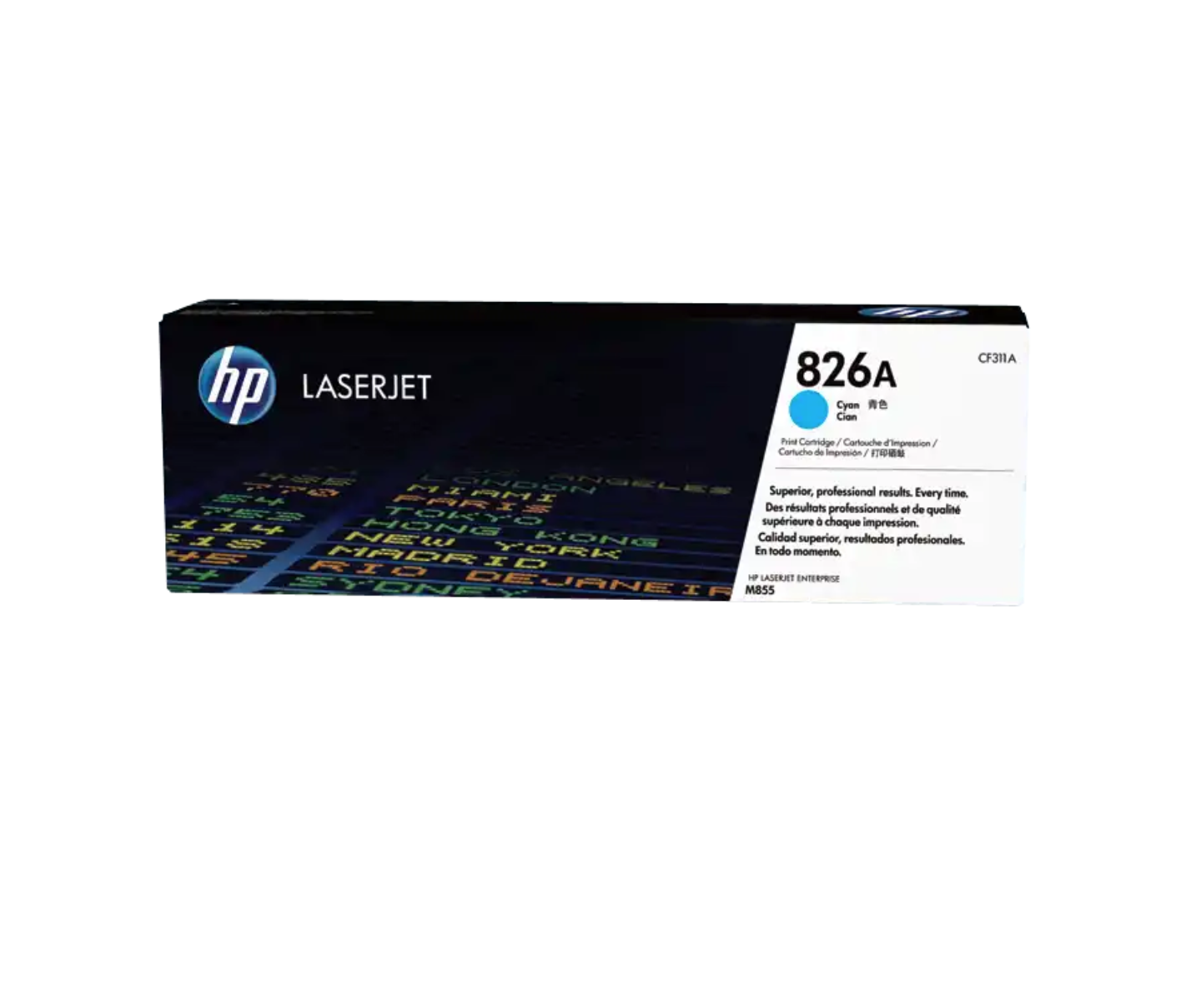 HP 826A 綻藍原廠 LaserJet 碳粉 CF311A
