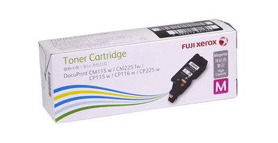 Fuji Xerox 洋紅色原廠 LaserJet 碳粉 CT202266