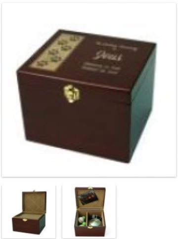 Memory Chest - Standard & Large