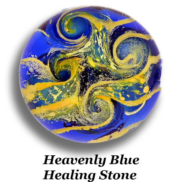 Forever In Glass Healing Stones