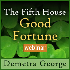 Demetra George webinar fifth house