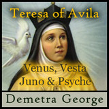 Teresa of Avila astrology