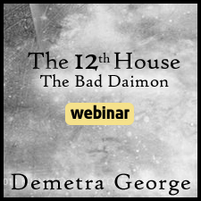 Demetra George webinar 12th house