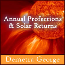 Annual Profections and Solar Returns