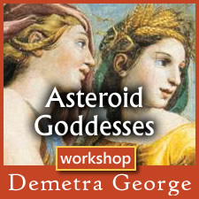 Asteroid Goddesses Workshop