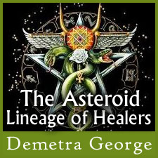 The Asteroid Lineage of Healers