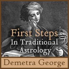 First Steps in Traditional Astrology