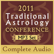 Traditional Astrology Conference 2011