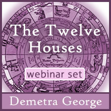Wheel of Life - The Astrological Houses Webinar Set