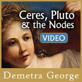 Ceres Pluto and the Nodes