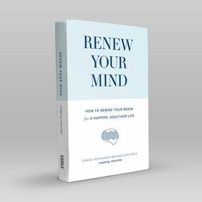 Book - Renew Your Mind & guided mindfulness audio
